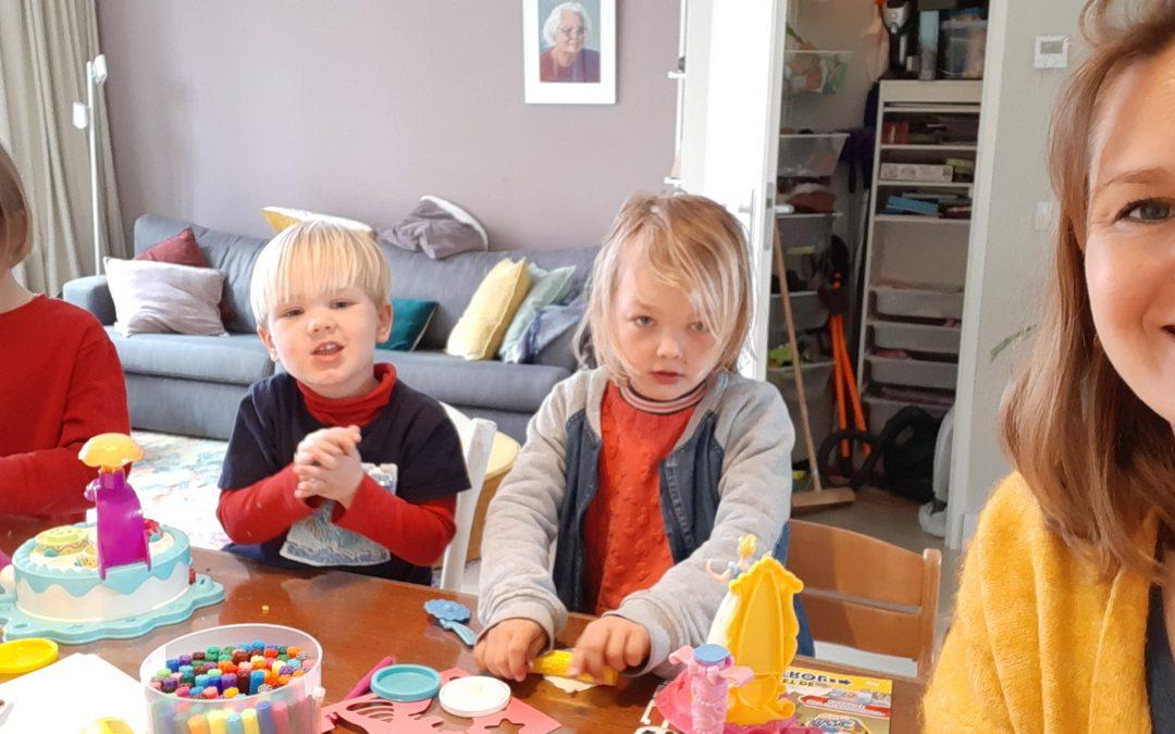10 tips voor effectief thuiswerken met kinderen